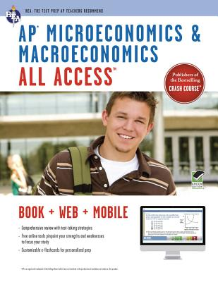 Ap Micro/Macroeconomics All Access By Smith, Tyson